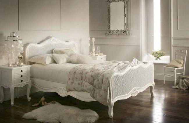 Ліжка в стилі прованс: огляд, моделі, особливості та відгуки