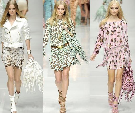 Леопардові принти завжди в моді