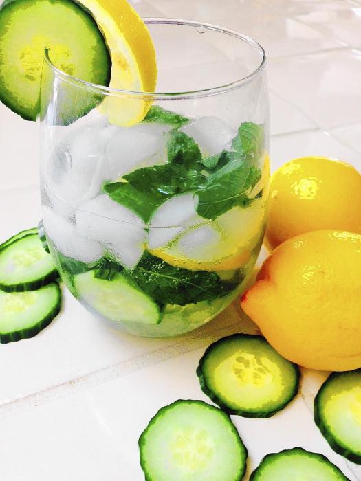 лимонад огірковий