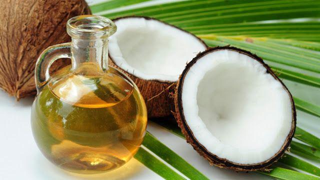 Масло кокосове. Застосування в косметології