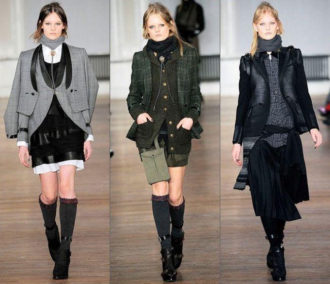 Багатошаровість в одязі як модний тренд