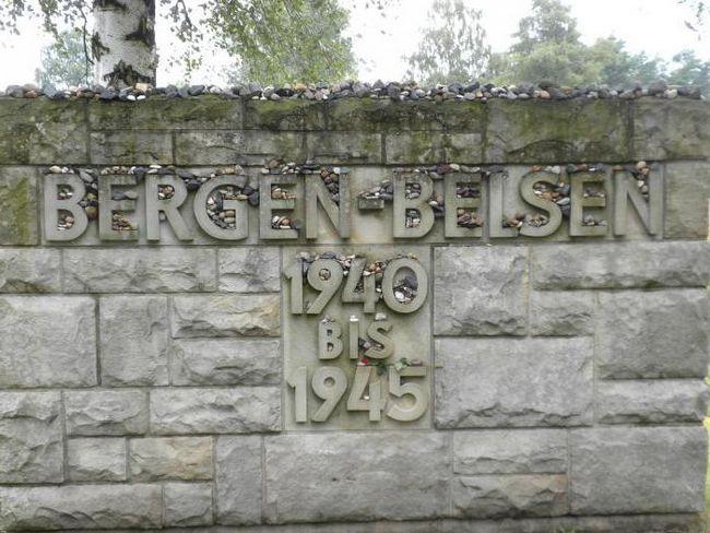Нацистський концентраційний табір берґен-бельзен: історія, фото