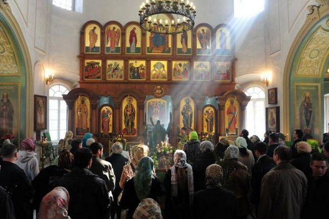 Богоявленський собор Ногінськ фото
