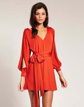 Помаранчеве плаття - мрії збуваються