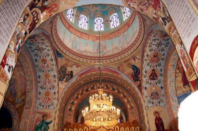 Покровський собор Севастополь розклад