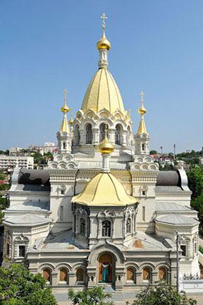 Покровський собор Севастополь