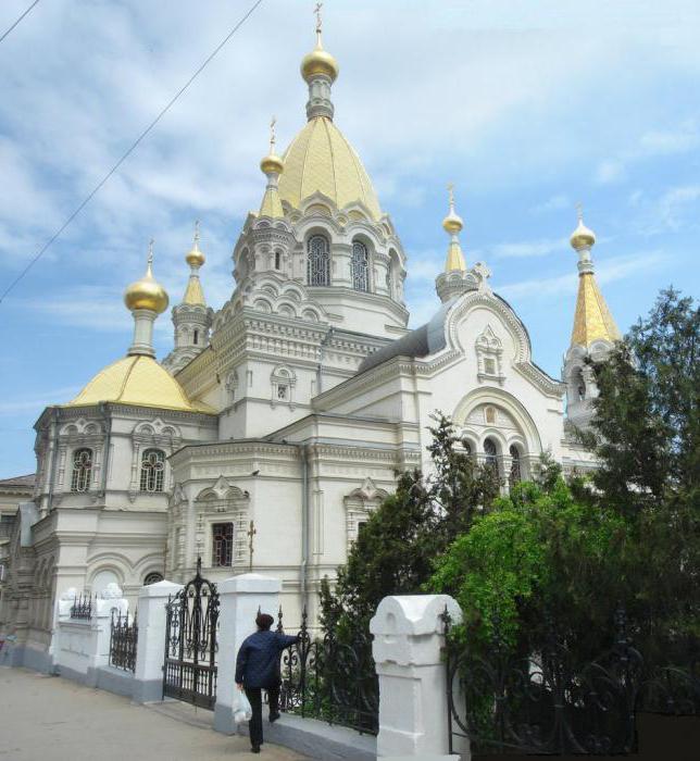 Покровський собор Севастополь історія