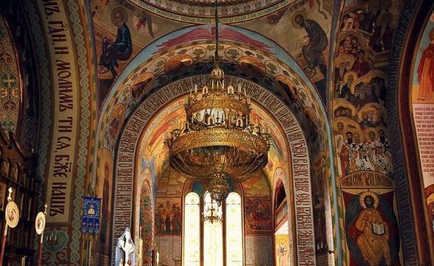 Покровський собор Севастополь розклад служб