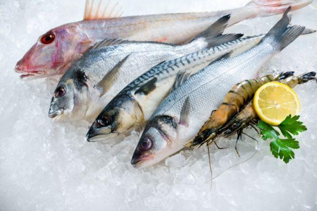 Користь і калорійність риби