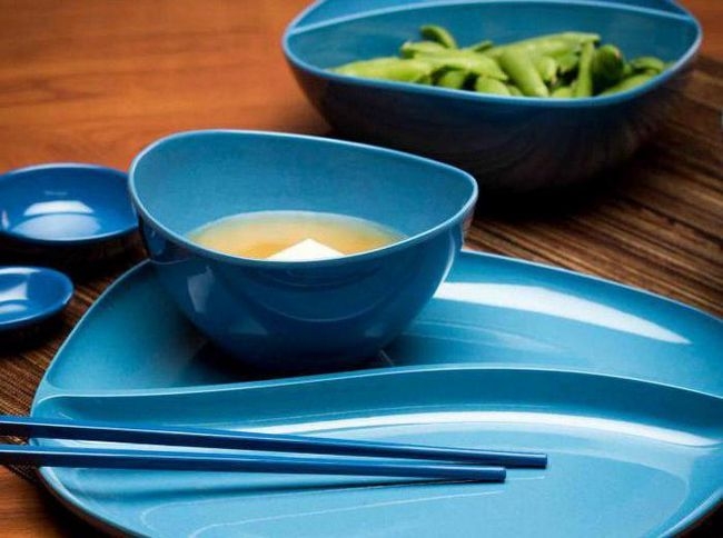 посуд з бамбука відгуки