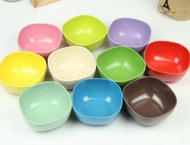 посуд з бамбука властивості особливості застосування