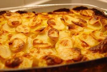 Рецепт картоплі по-французьки. Ідеальна вечеря або святковий стіл