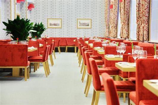 Ресторани червоною галявини: меню, відгуки
