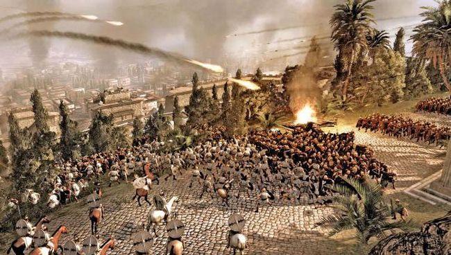 Rome 2: total war - моди. Комп`ютерні ігри