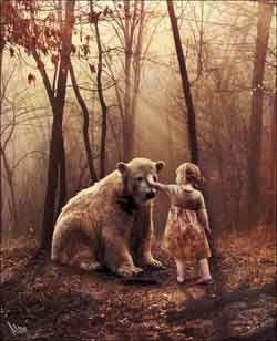 Місячний день сьогодні - ведмідь