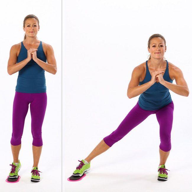 5 Ефективних вправ для внутрішньої частини стегон
