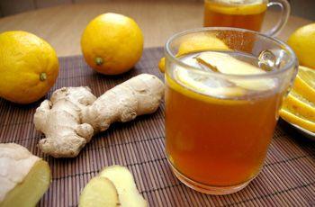 Імбирний чай для схуднення, рецепти приготування чаю, корисні поради