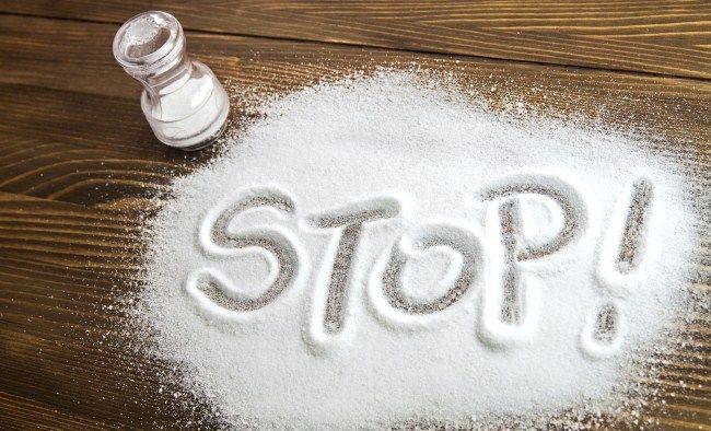 Як схуднути на дієті без солі?