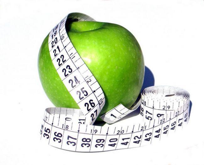 Як змусити себе схуднути