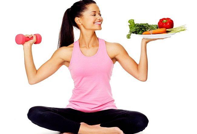 Принципи і меню фітнес-дієти