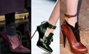 Соковиті кольори, несподівані принти і форми модного взуття