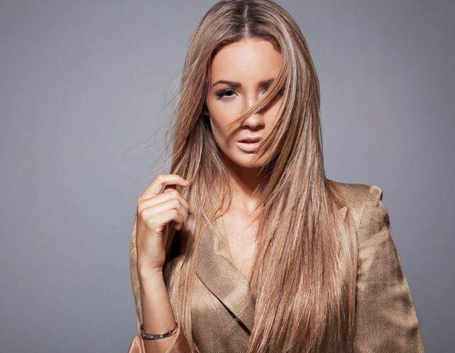 модні стрижки на довге волосся 2014 фото