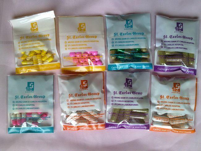 Тайські таблетки для схуднення