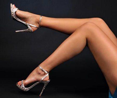 Вправи для красивих ніг для дівчат, жінок в домашніх умовах