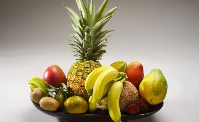 Фруктова дієта: принцип дії