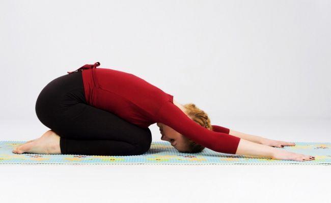 Йога для розслаблення