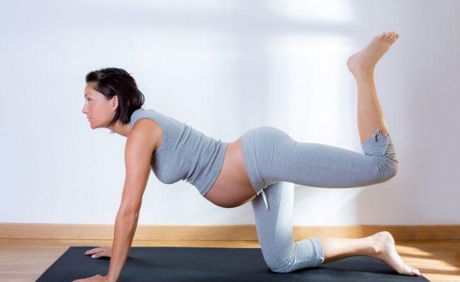 Чи можна займатися спортом під час вагітності