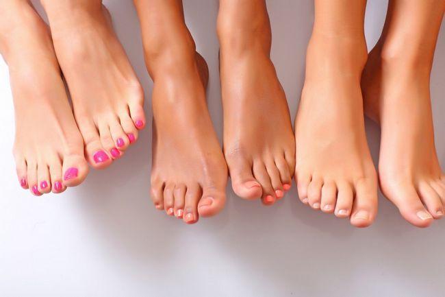 Засіб від грибка нігтів на ногах: різновиди препаратів