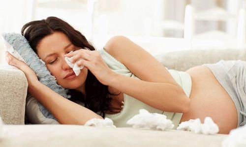 Лікування пневмонії при вагітності