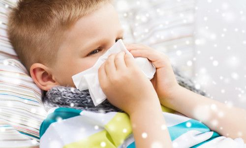 Що являє алергічний риніт у дітей?