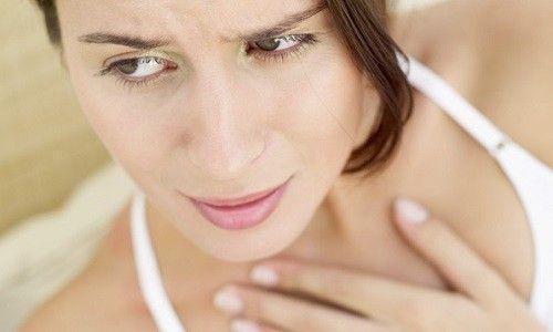 Виразка стравоходу: причини, симптоми і лікування
