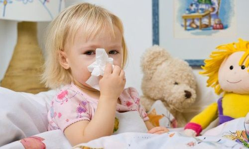Ефективне лікування синуситу у дітей