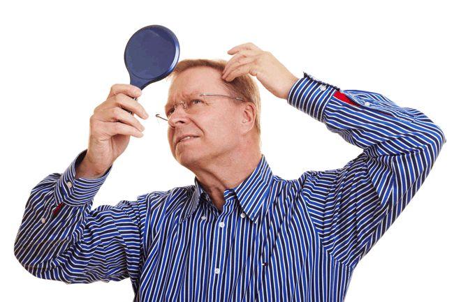 Ефективні засоби від випадіння волосся у чоловіків
