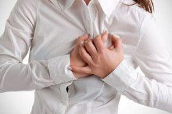 Біль в грудях при шийно-грудному остеохондрозі