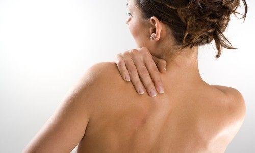 Як швидко позбутися від прищів на спині?