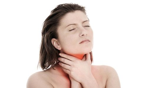 Як швидко відновити слизову оболонку горла