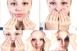 Як правильно робити масаж обличчя в домашніх умовах?
