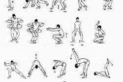 Вправи йоги при сколіозі
