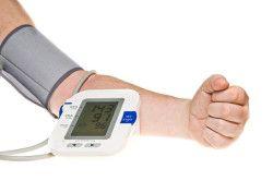 Підвищений тиск - протипоказання до обгортання