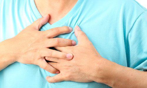 Основні ознаки інфаркту у чоловіків
