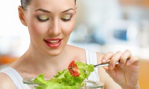 Особливості дієти від прищів