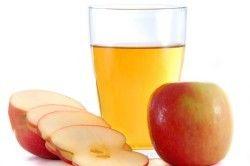 Яблучний оцет при тромбофлебіті