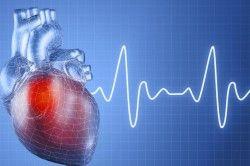 Порушення ритму серця - наслідок нападу астми