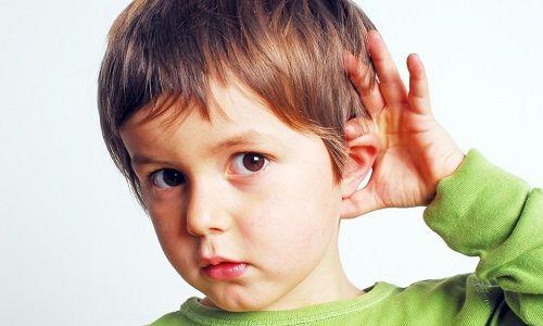Особливості будови вуха людини для дітей