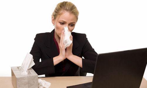 Гостре запалення носа: причини і лікування