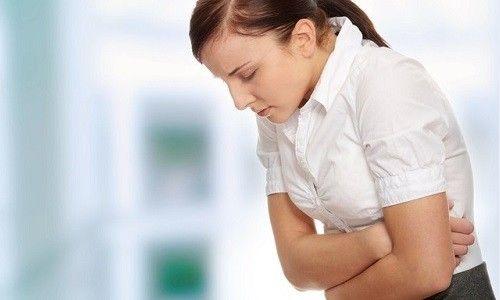 Чим швидко зняти біль у шлунку при гастриті?